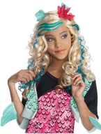 "PERUKA MONSTER HIGH ""LAGOONA BLUE"""