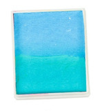 Rainbow Cake 50 g light blue/ sea greenPartyXplosion