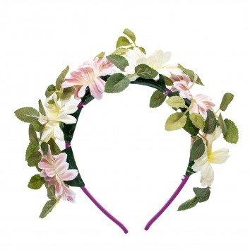 Wianek Wiosna Małe Kwiaty Okazje Hawajskie Party
