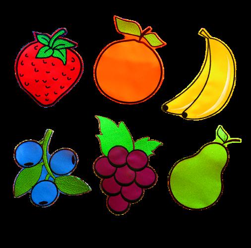 Zestaw edukacyjny Owoce AKSON | Pedagogika zabawy i cyrku \ Chusty ...