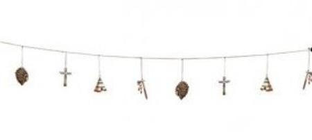 Girlanda 2m Indiańskie Symbole Balony I Dekoracje
